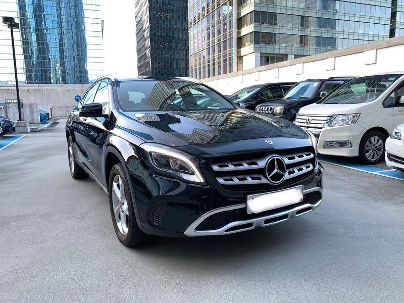 Mercedes-Benz GLA200 Auto Auto