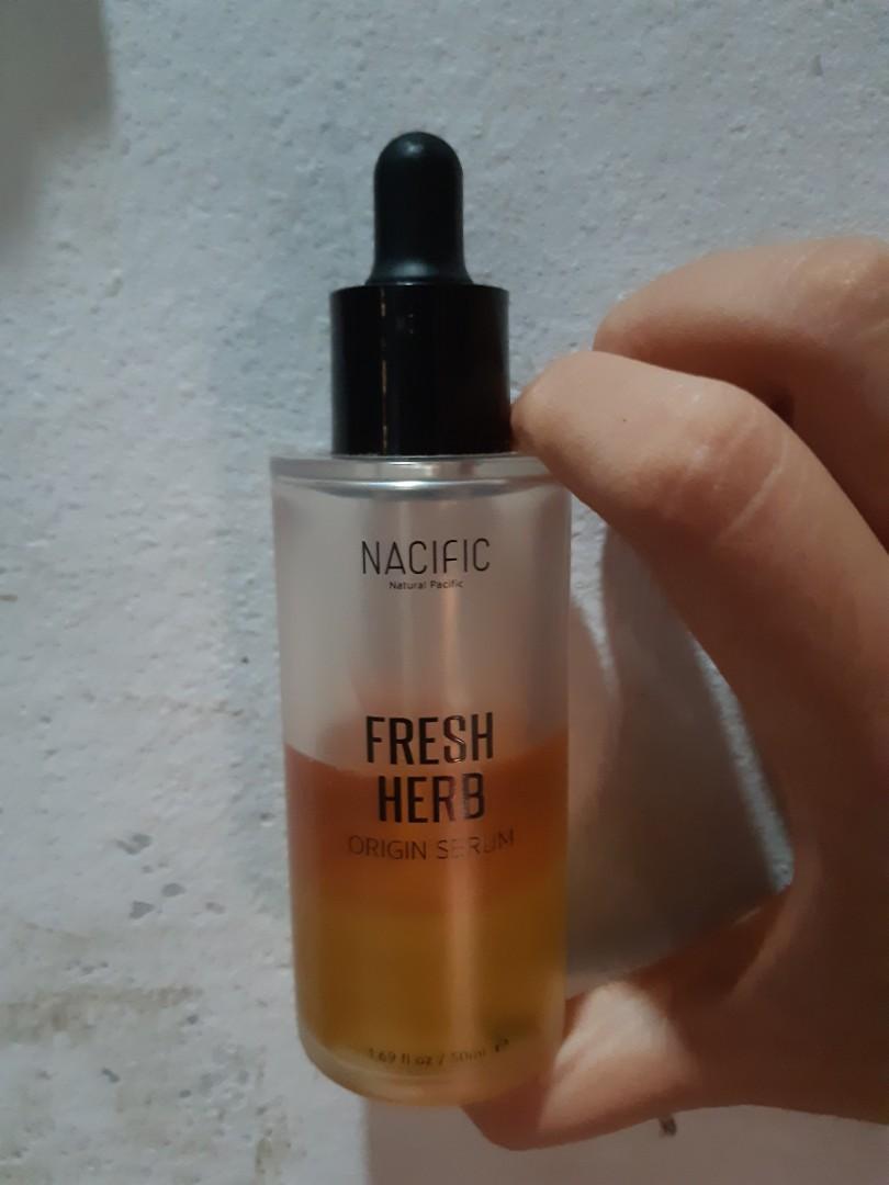 (Sold) Nacific Fresh Herb Origin Serum