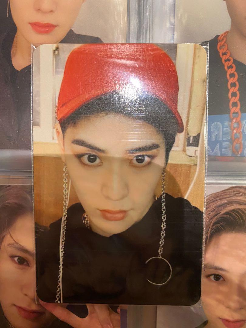 Nct 127 Firetruck Jaehyun Photocard Type A K Wave On Carousell
