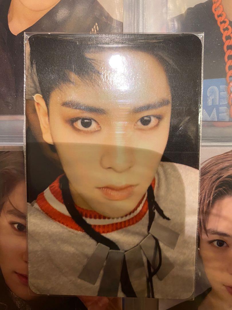 Nct 127 Firetruck Jaehyun Photocard Type B K Wave On Carousell