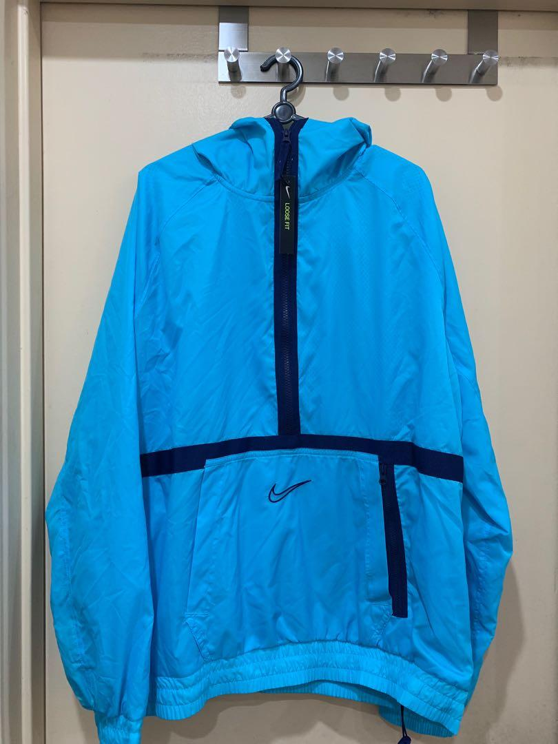 ORIGINAL Nike Blue Windbreaker