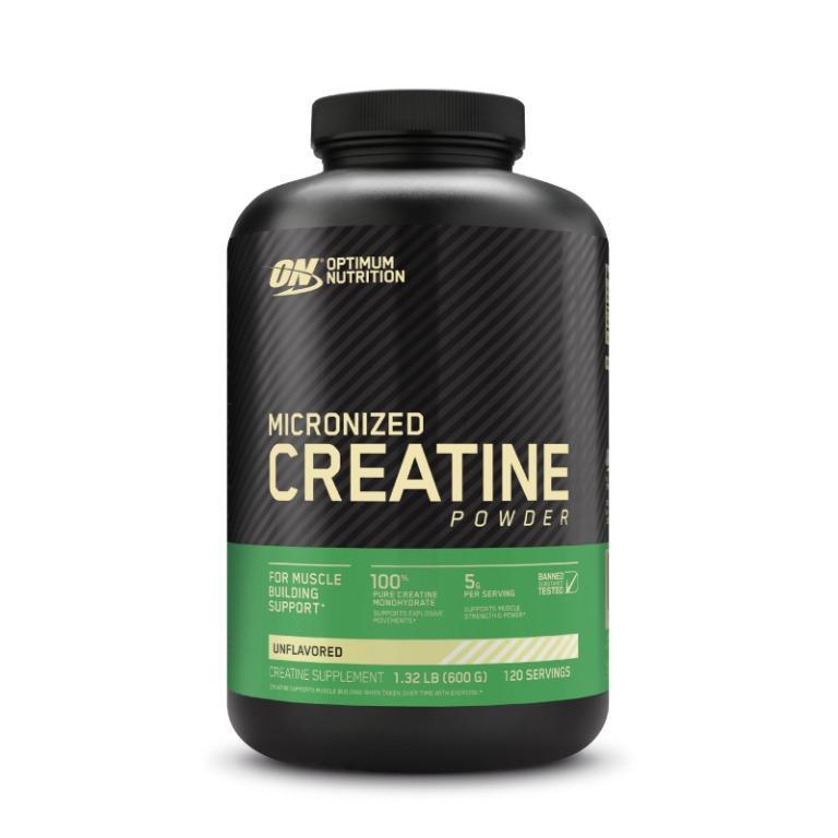 ON肌酸Optimum Nutrition微粉化肌酸粉600g