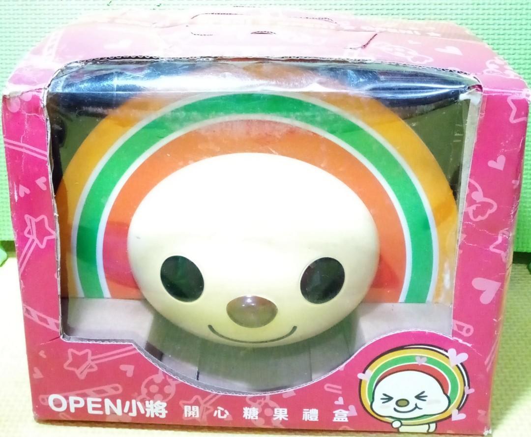 OPEN小將>開心糖果禮盒(25*19*14)