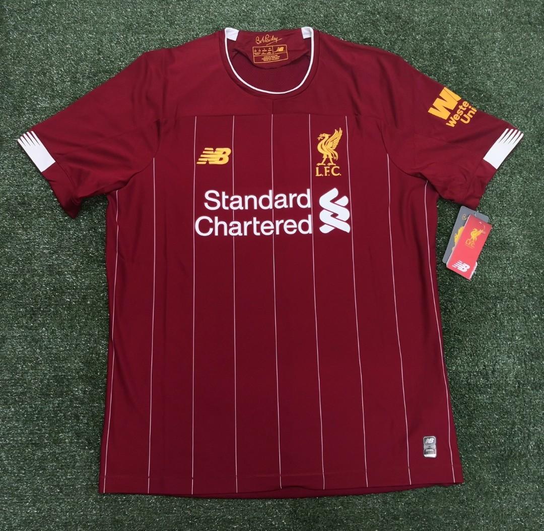 Original, Size L, Liverpool home 19/20 Jersey jersi