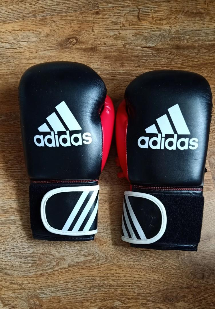 Originally Adidas Training Gloves 8oz