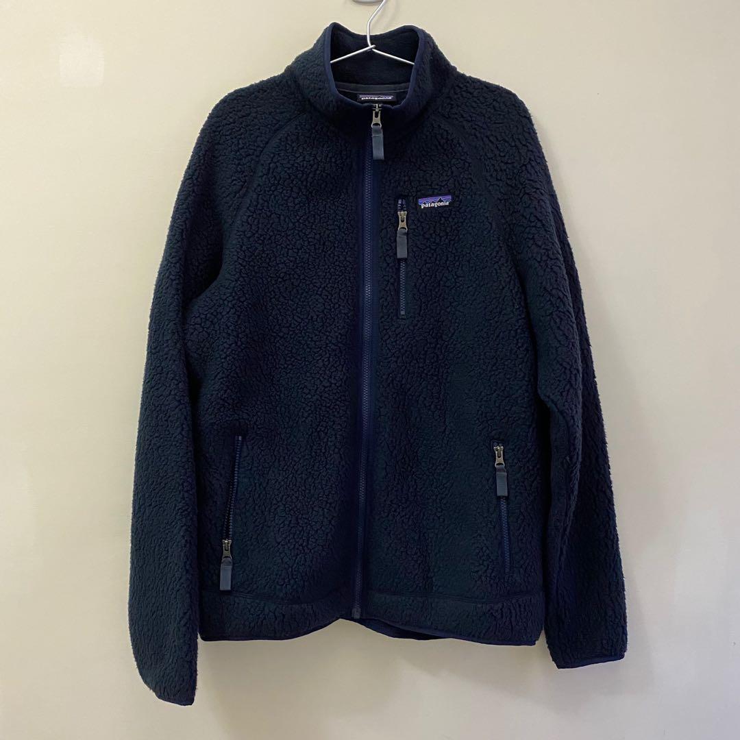 Patagonia Fleece Jacket 深藍L