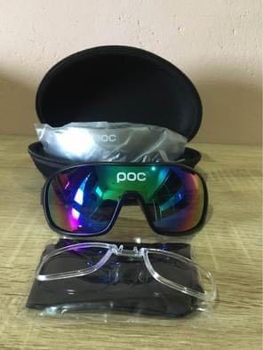POC cycling glasses