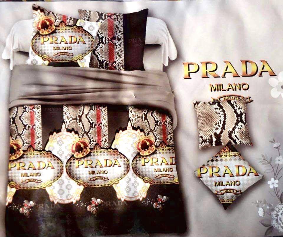 Prada Bedsheets (Queen)