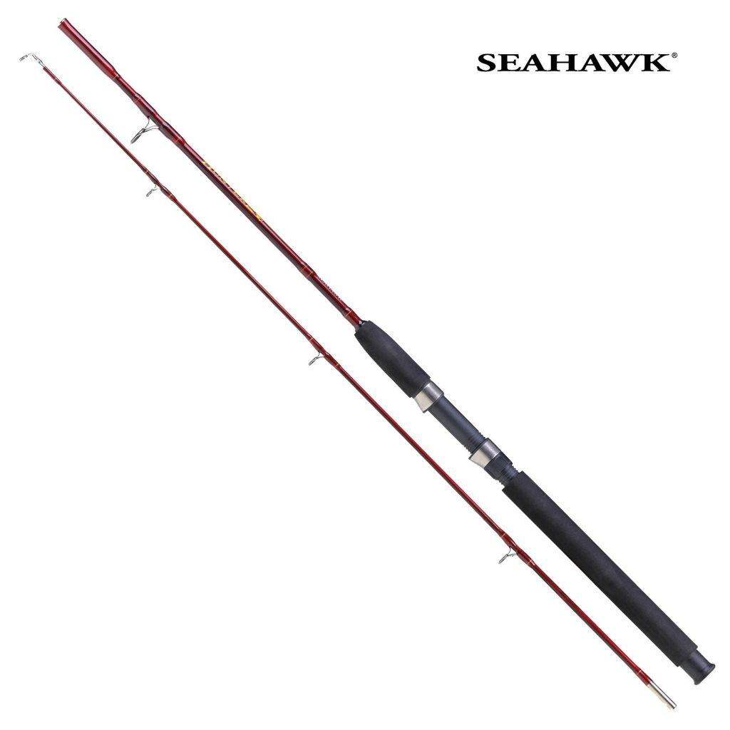 Rod seahawk hunter 2 spinning