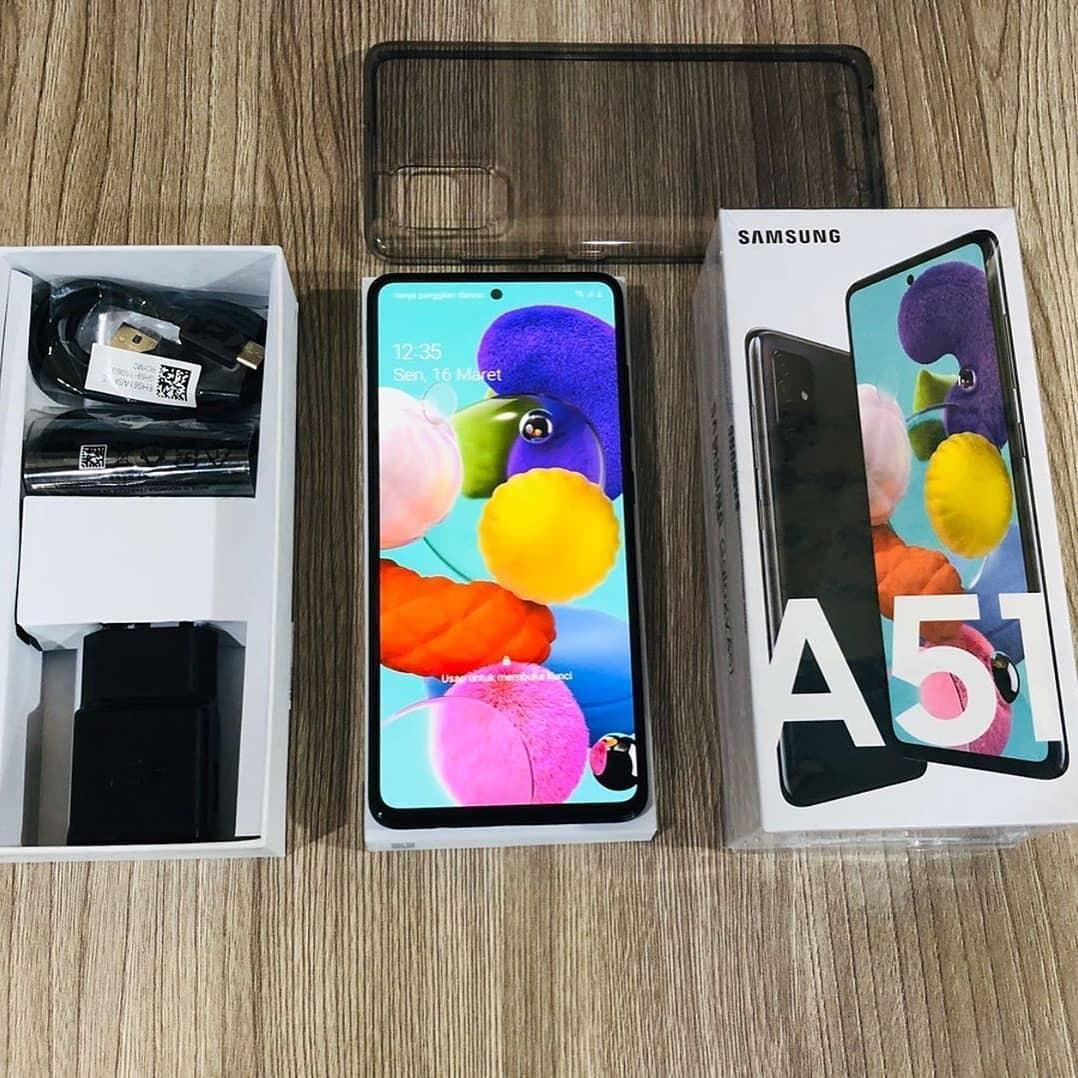 Samsung A51 Ready Bisa dicicil garansi resmi
