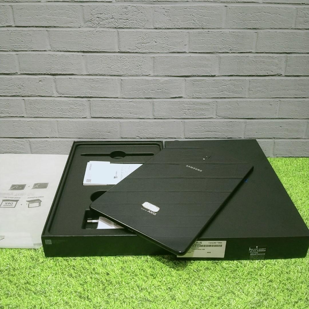 Samsung galaxy tab s4  10.5'' black T835