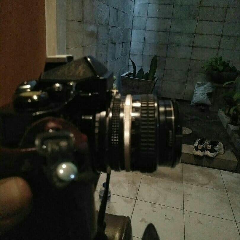 Kamera analog nikomat 52mm