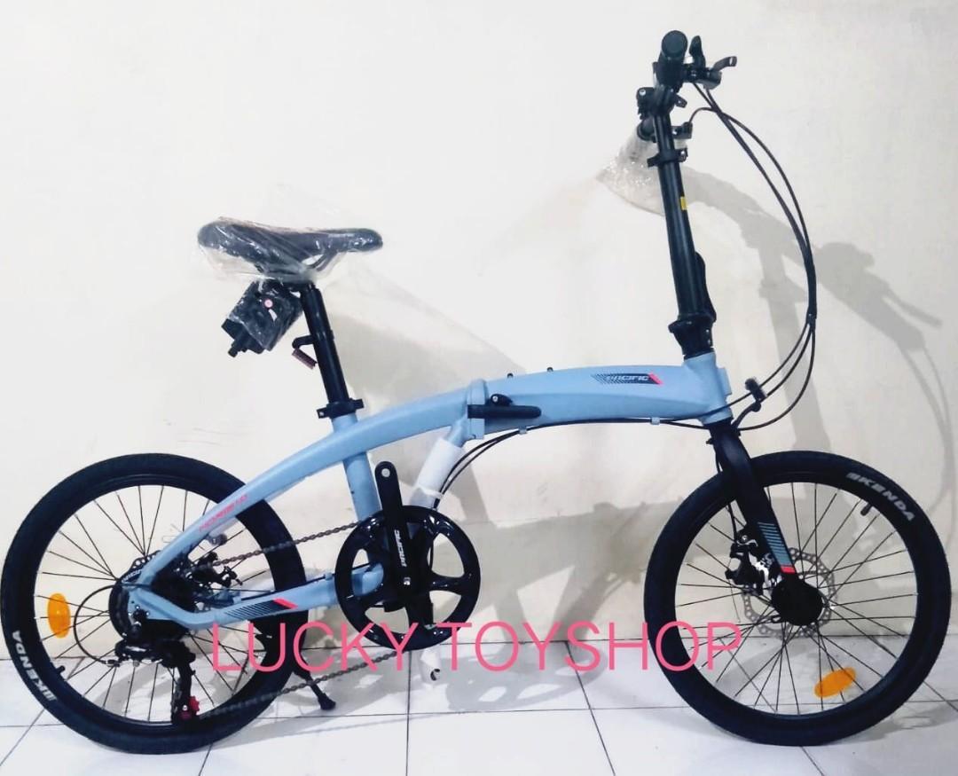 Sepeda lipat Pacific Noris 1.0