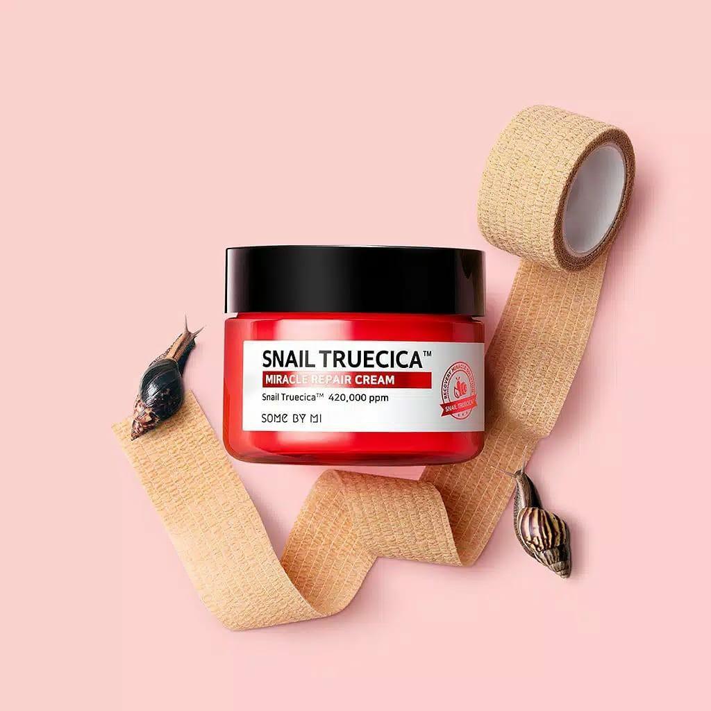 Some By Mi Snail Truecica Miracle Repair Cream 60gr