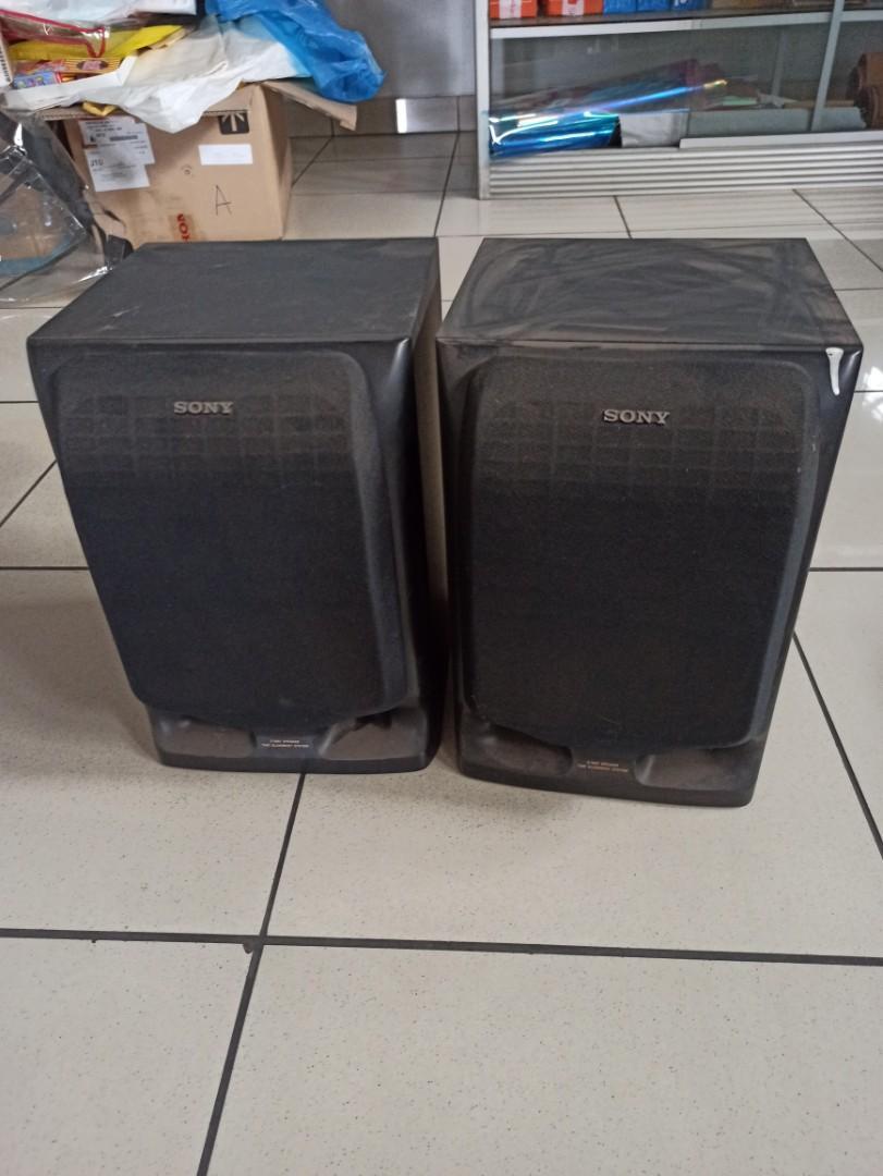 Speaker sony SS H-605
