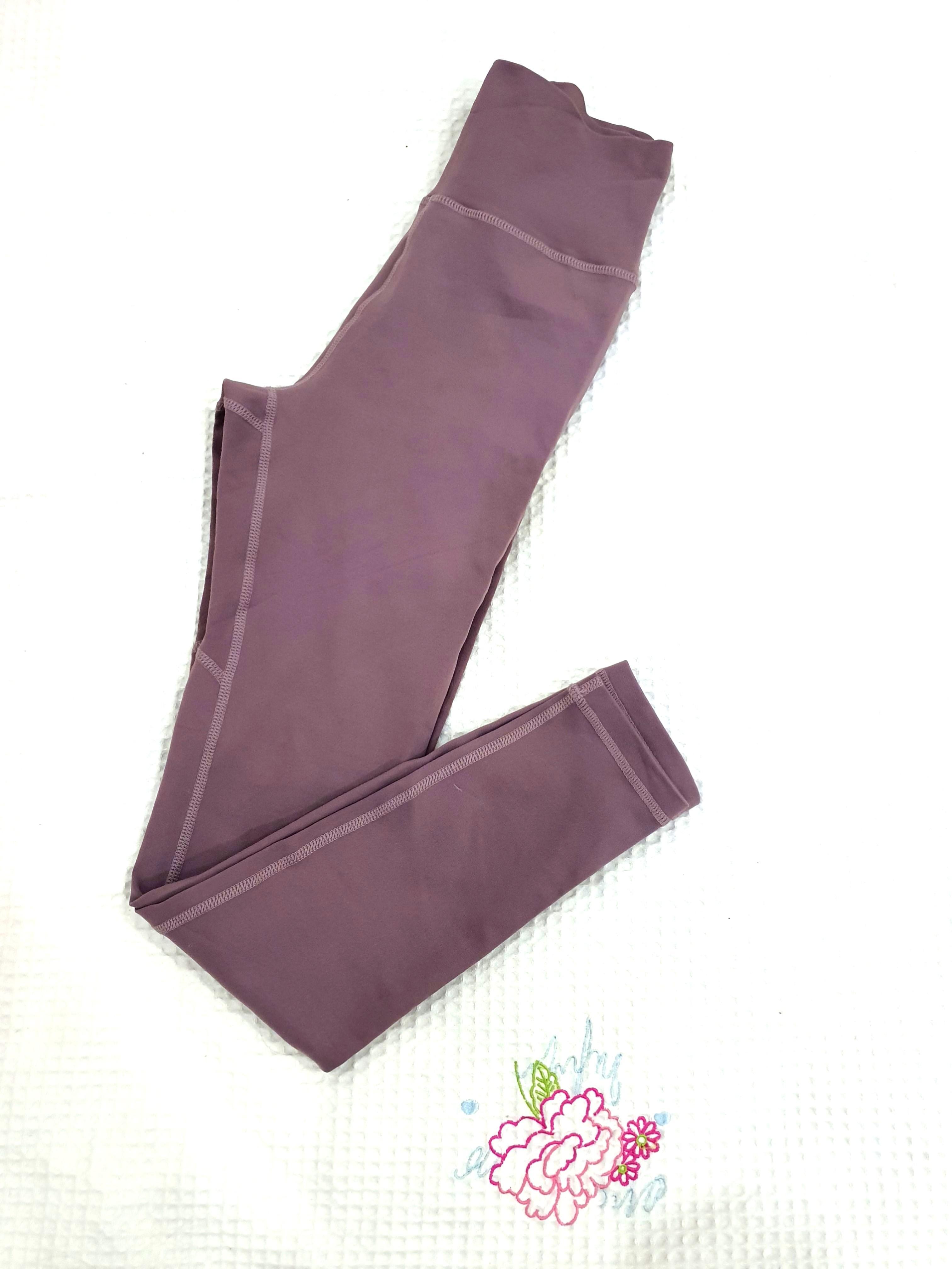 Sports Pants Mauve Colour S (fit for XS)