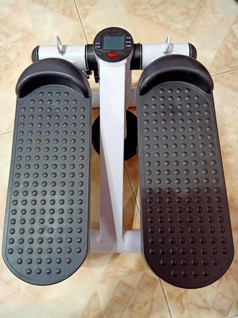 Stepper Gym & Fitness Exercise Step Stepper Machine