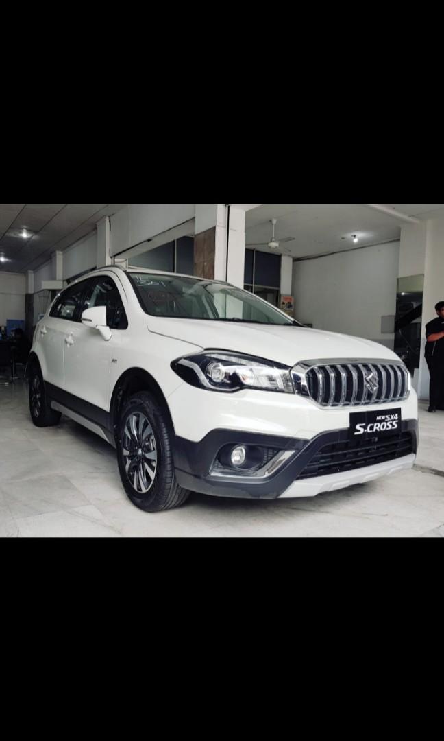 Suzuki Scroos Termurah
