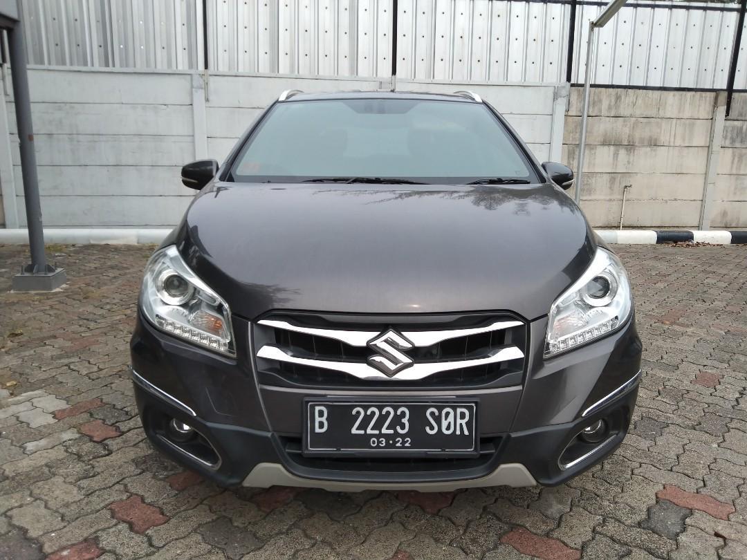 Suzuki Sx4 S-Cross 1.5 AT 2016