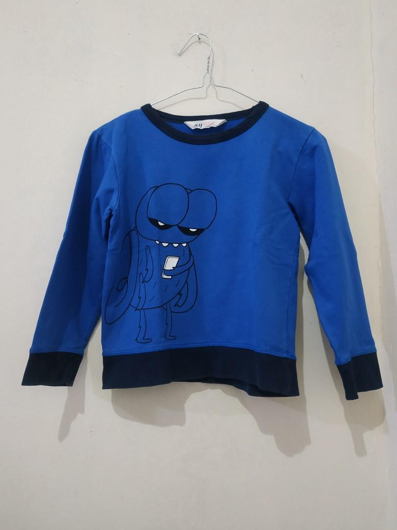 Sweater Anak H&M