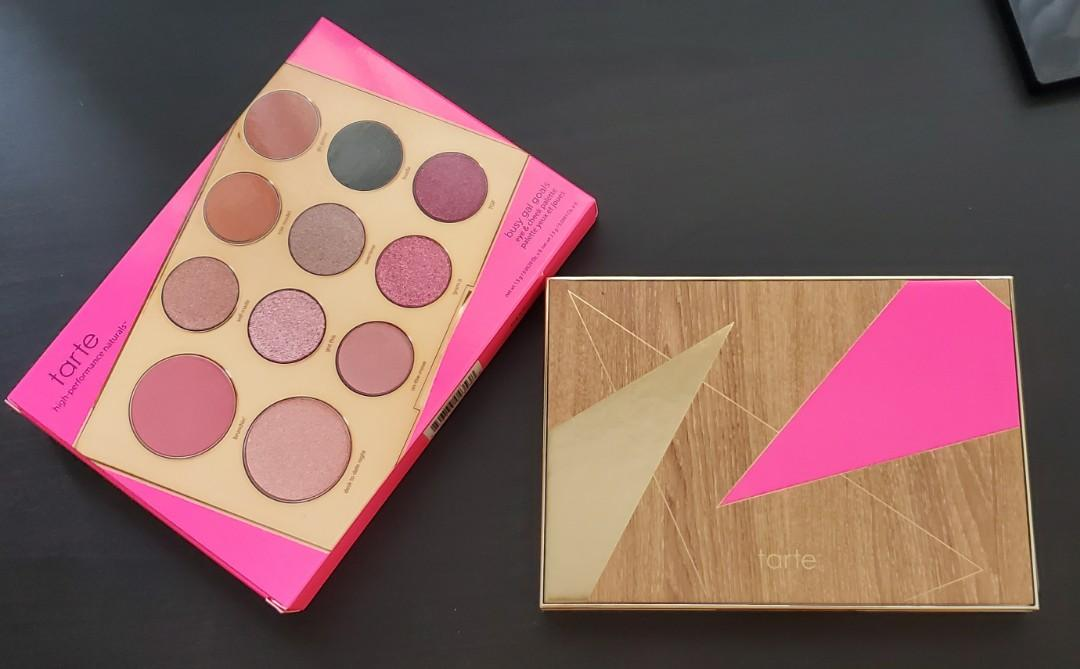 Tarte Busy Gal Goals Eye and Cheek Palette