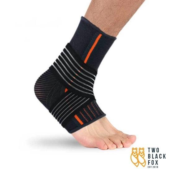 TBF Ankle Guard with Adjustable Strap (pair)