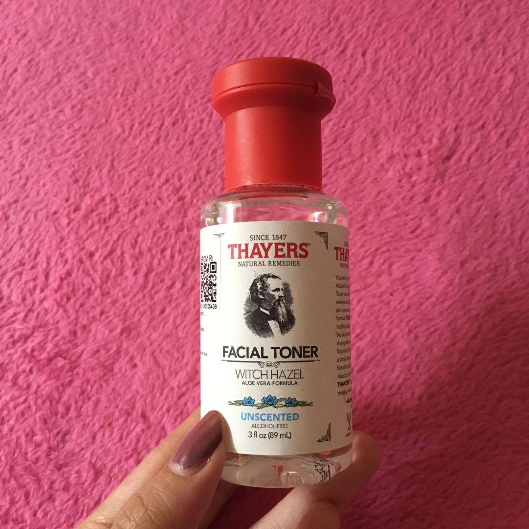 Thayers Facial Tone Unacented 89ml