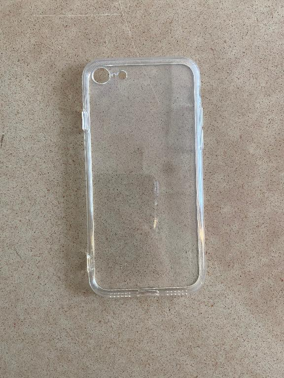 Transparan Case for Iphone 7