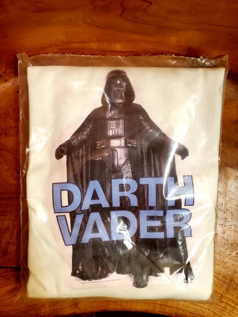 Vintage Rare Deadstock 1977 Star Wars: A New Hope Darth Vader Sweater