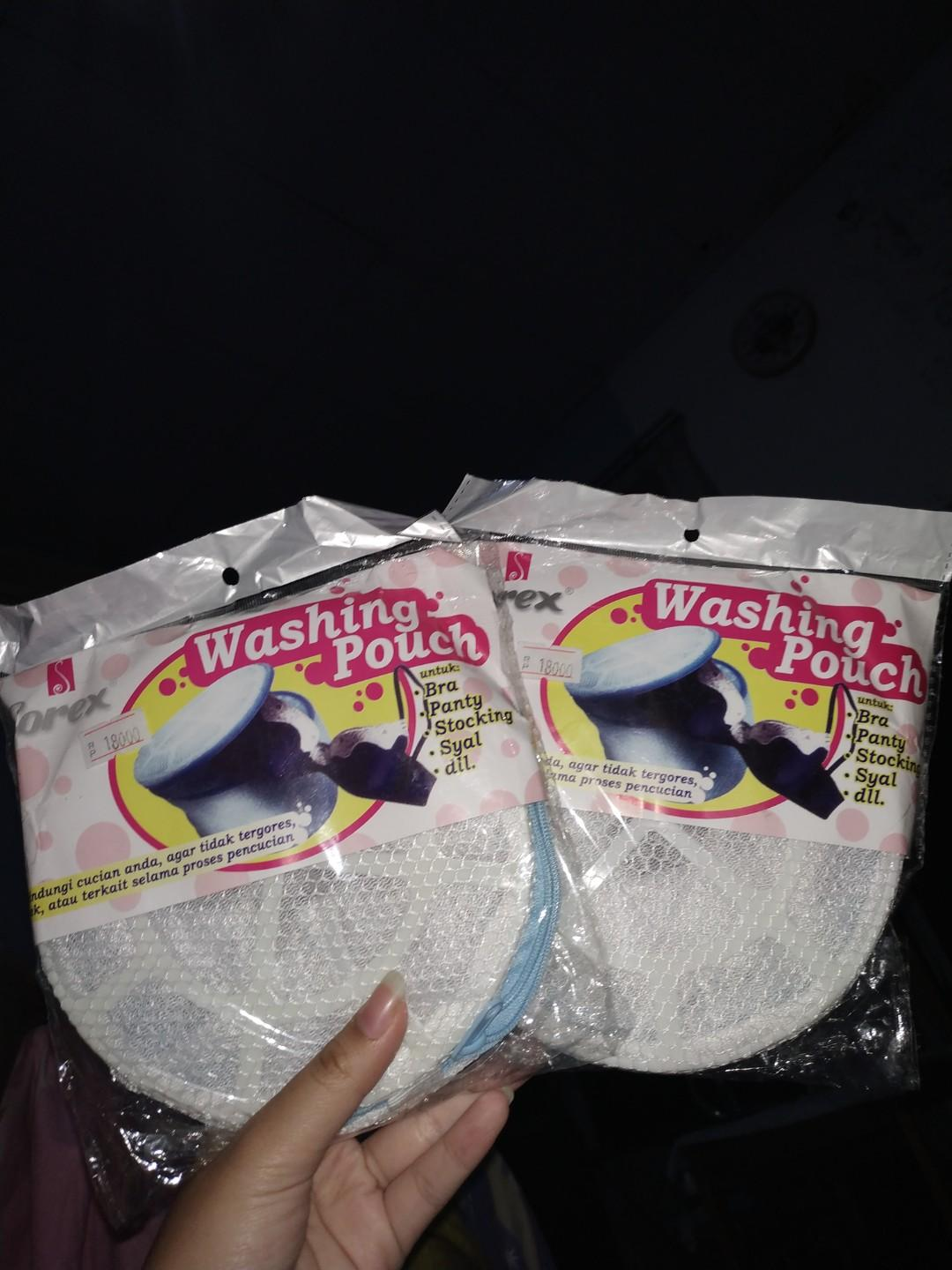washing pouch