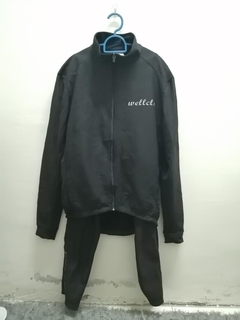 Wellcls Cycling Jacket & pants