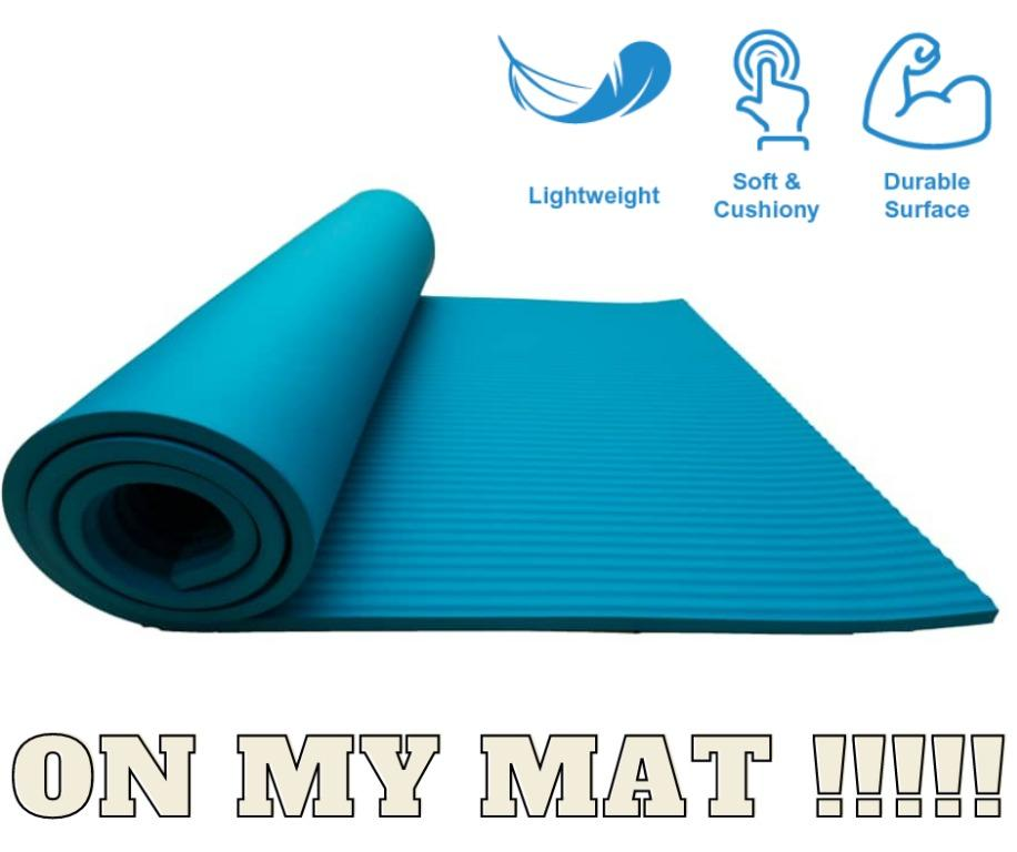 10mm Thk NBR exercise mat