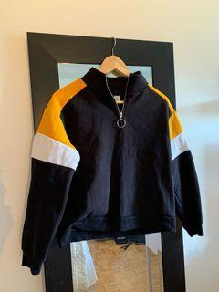 1/4 Zip H&M Cozy Sweater