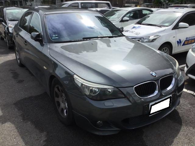 2004 05 BMW 520I