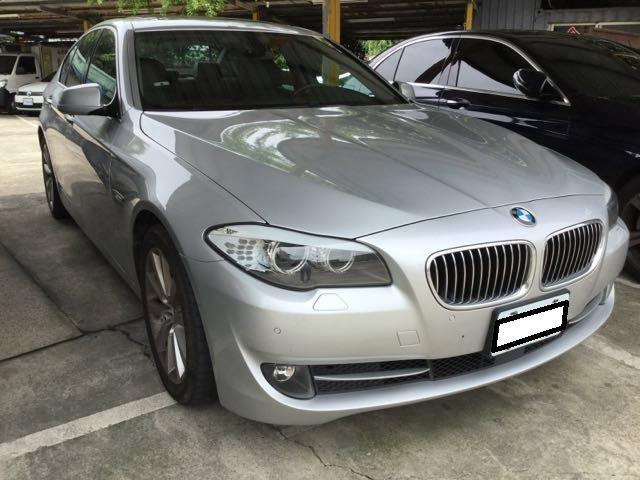 2010 07 BMW 530D 柴油