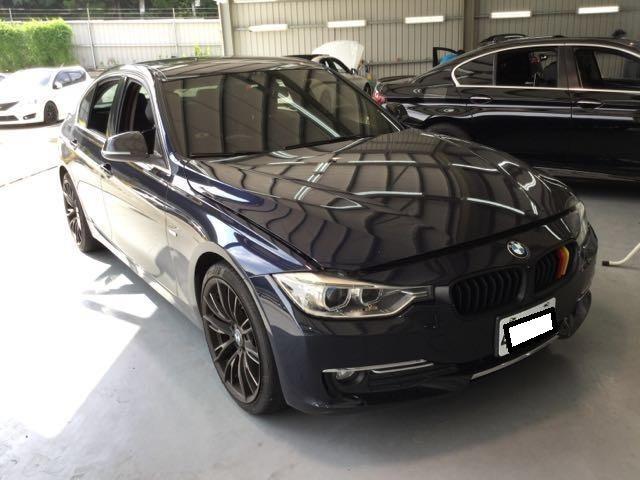 2012 05 BMW 320D 柴油 寶馬3