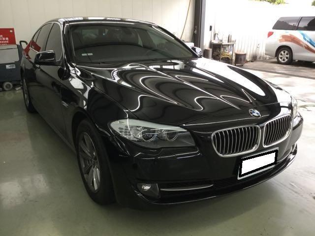 2012 06 BMW 520I