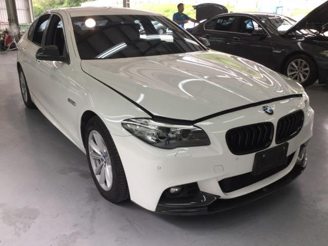 2016 09 BMW 520D 柴油