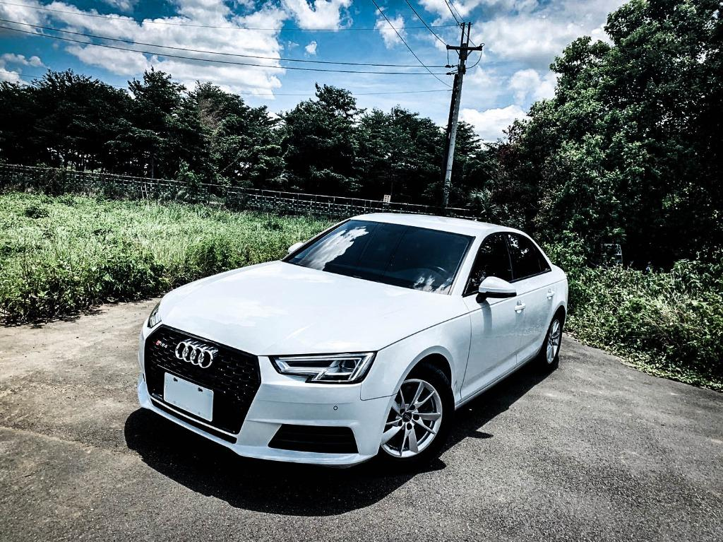 2016 Audi A4 白