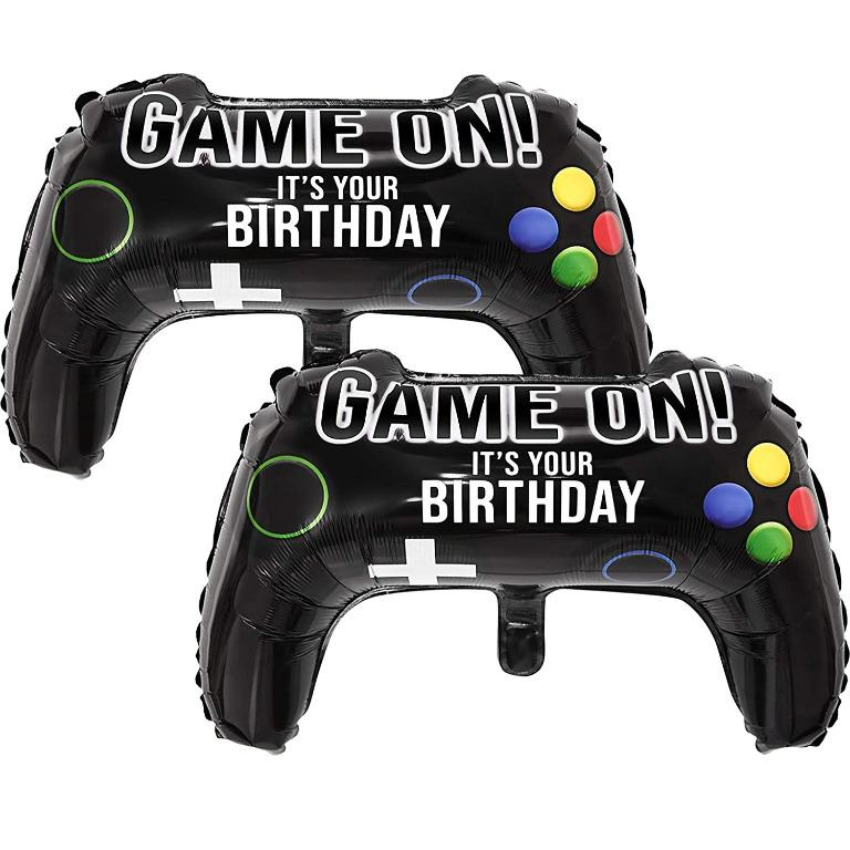 "25"" Video Game Controller Balloon"