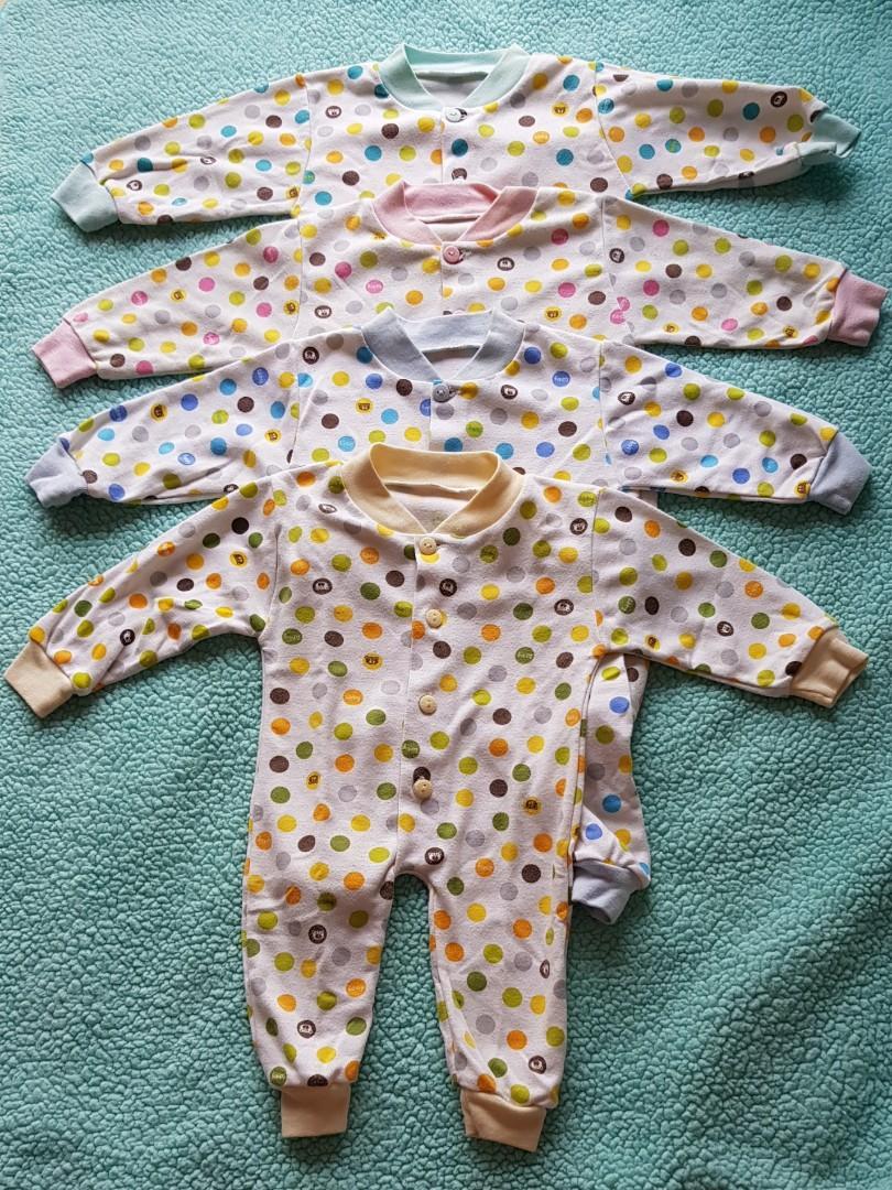 4 pcs Baju Tidur Jumper - take all - preloved