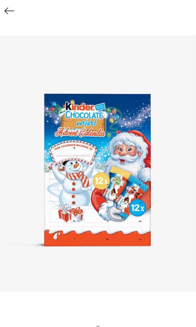 健達聖誕迷你巧克力