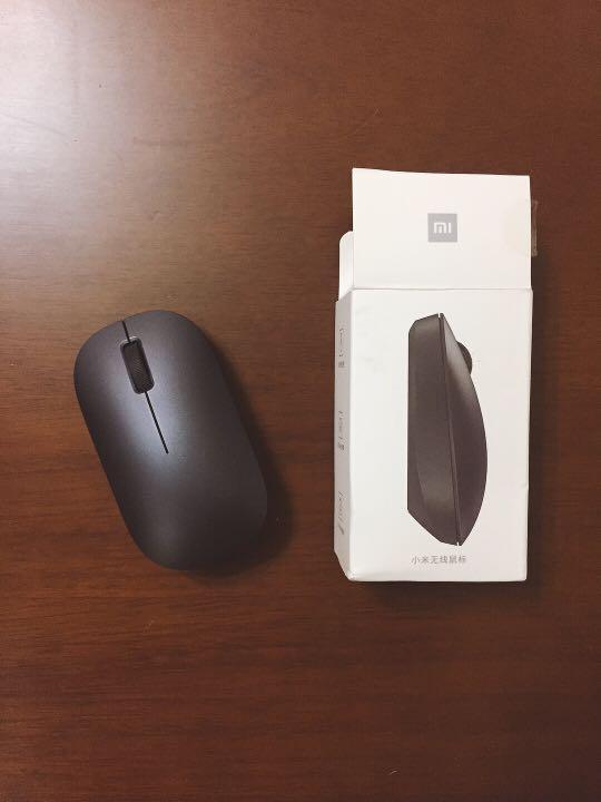 小米無線滑鼠