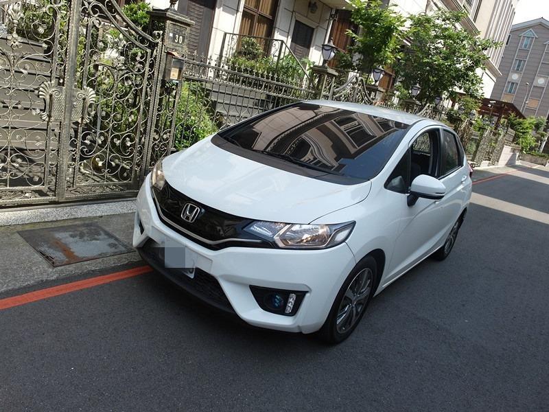 本田 2015 1.6 FIT 可長期追蹤FB臉書:小馬遛車庫
