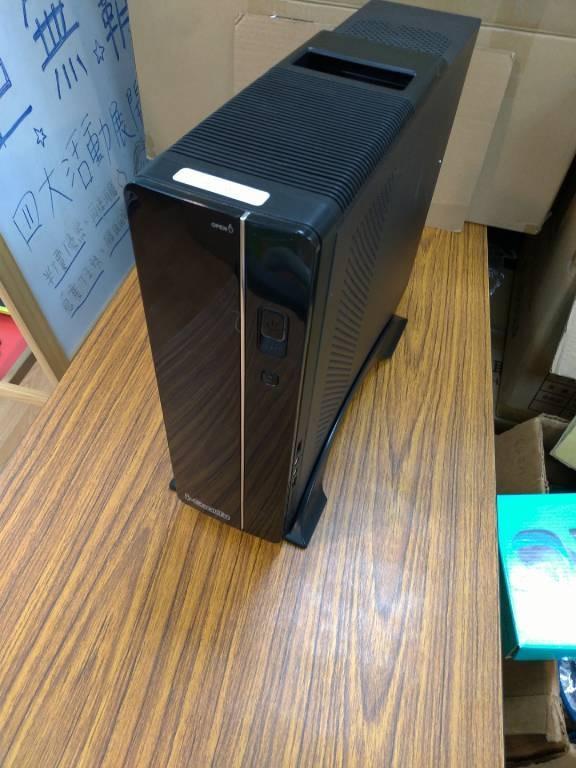 二手電腦主機 I5-7400 16G RAM 正版 Windows 10專業版