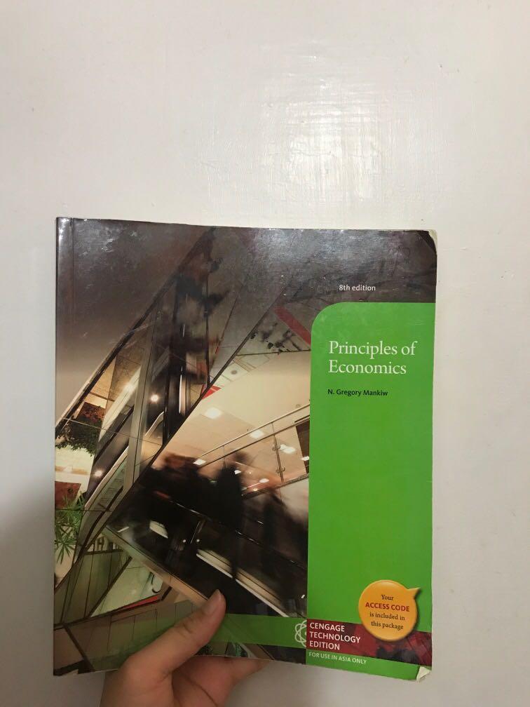 經濟學原文書 Principles of Economics
