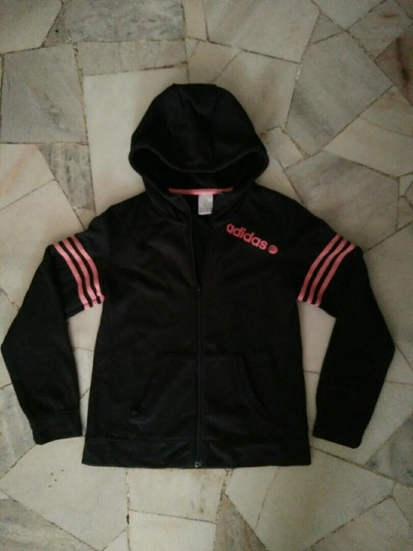 Adidas Hooded Jacket