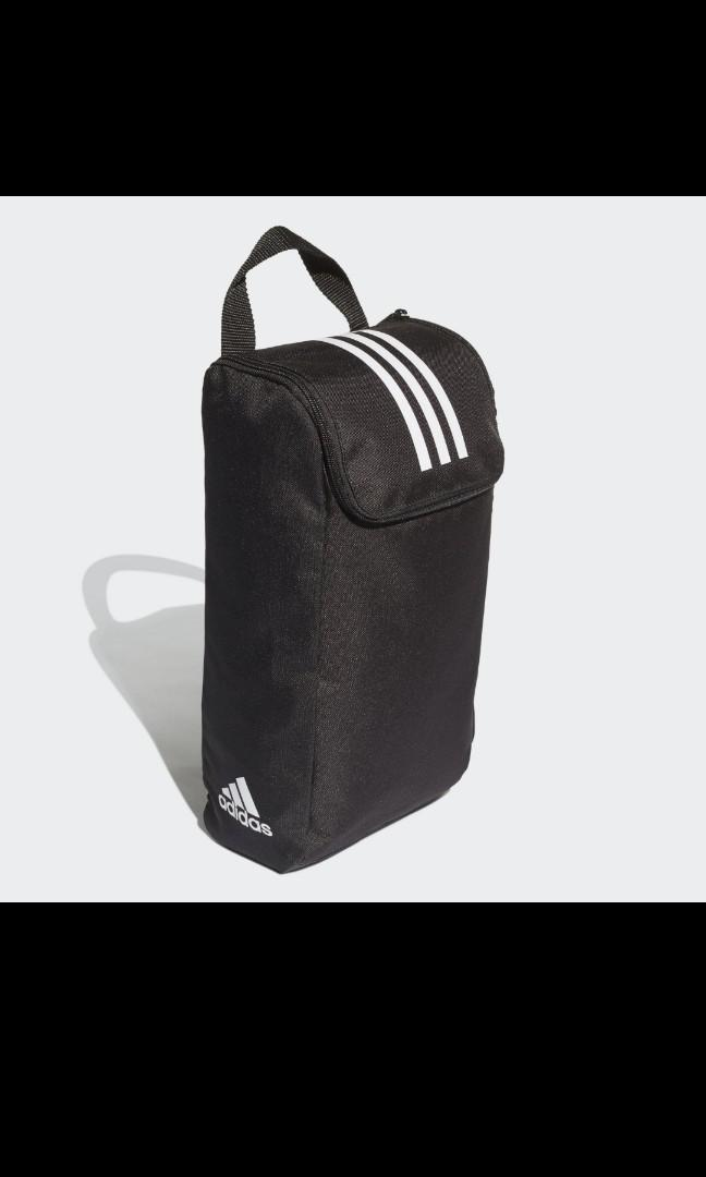 Adidas  Tiro Shoe Bag Unisex Black DQ1069