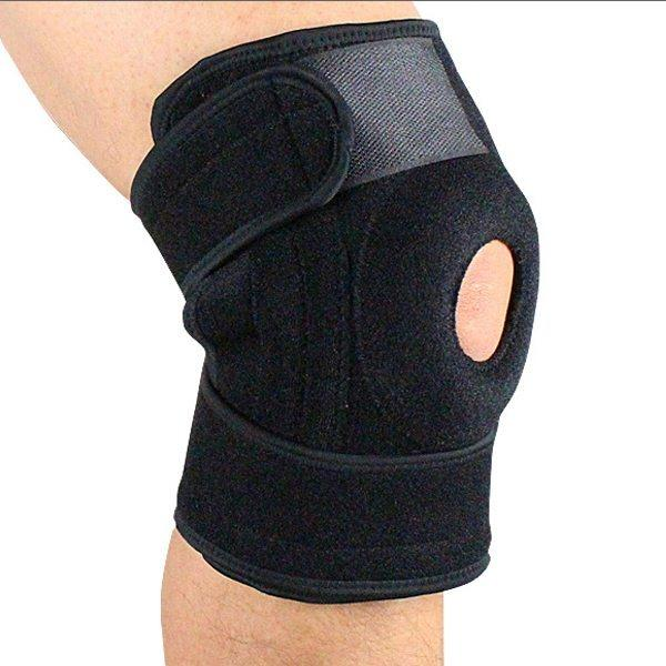 Adjustable Knee Guard With Steel Support (pair)