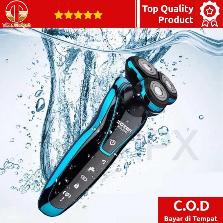 Alat Cukur Rambut Jenggot Elektrik Electric Shaver 5001 - ZN1159 TitanGadget